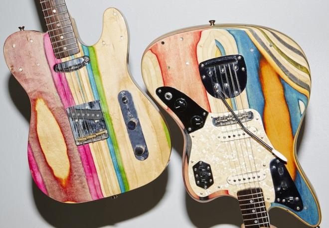 Prisma-Skateboard-Guitar